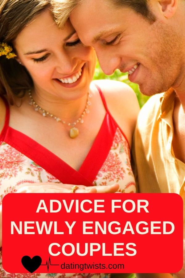 Advice for newly engaged couples. In all the excitement, you might forget some important things. A quick read now will save you stres later. #newlyengaged #dating #relationship #futurehusband #futurewife #tyingtheknot