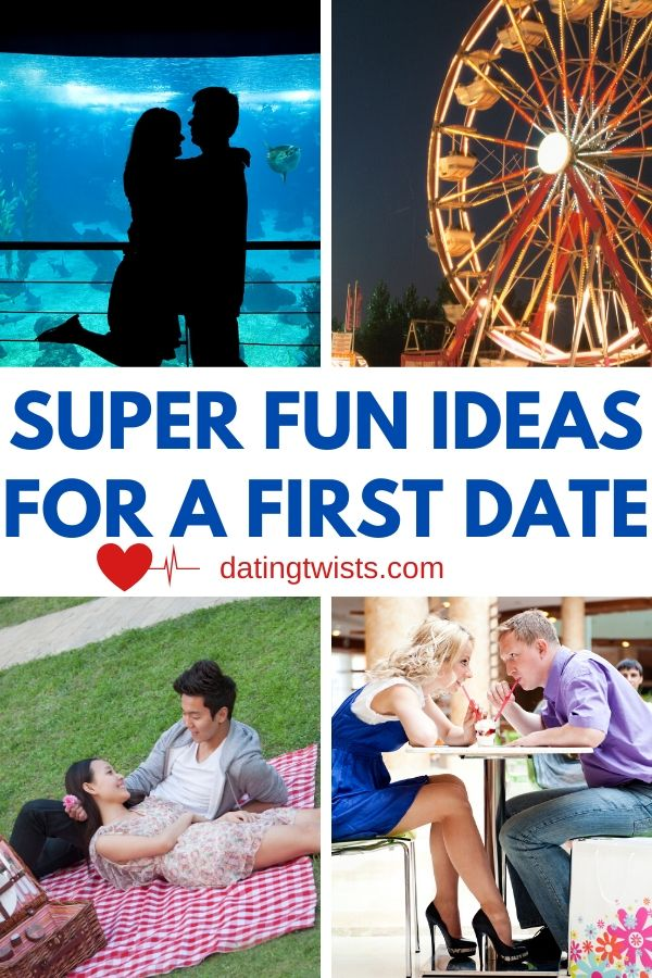 Fun ideas for a first date